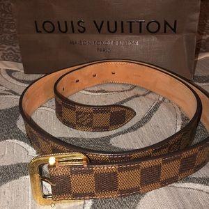 Louis Vuitton Accessories - Louis Vuitton belt, 90/36
